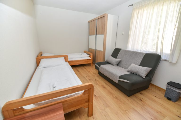 Studio Apartment A4 – Second Floor