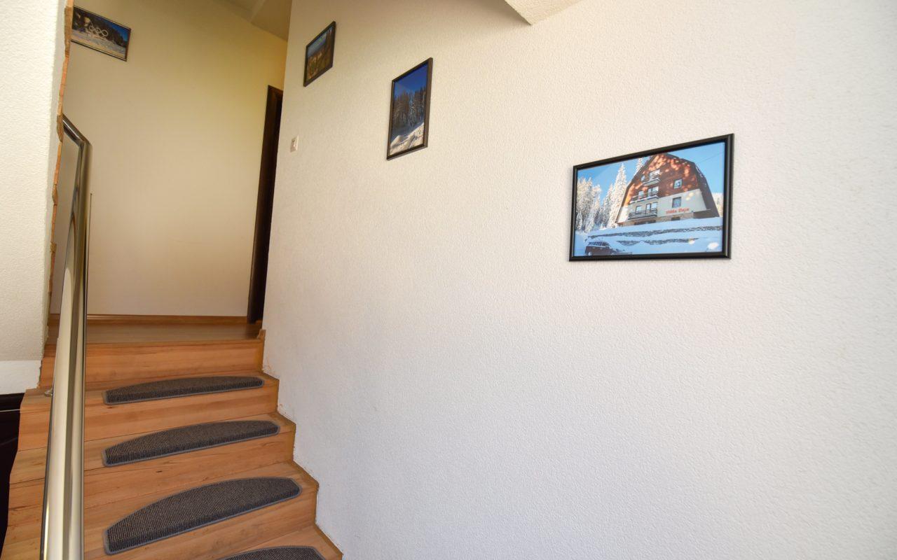 Studio stairs