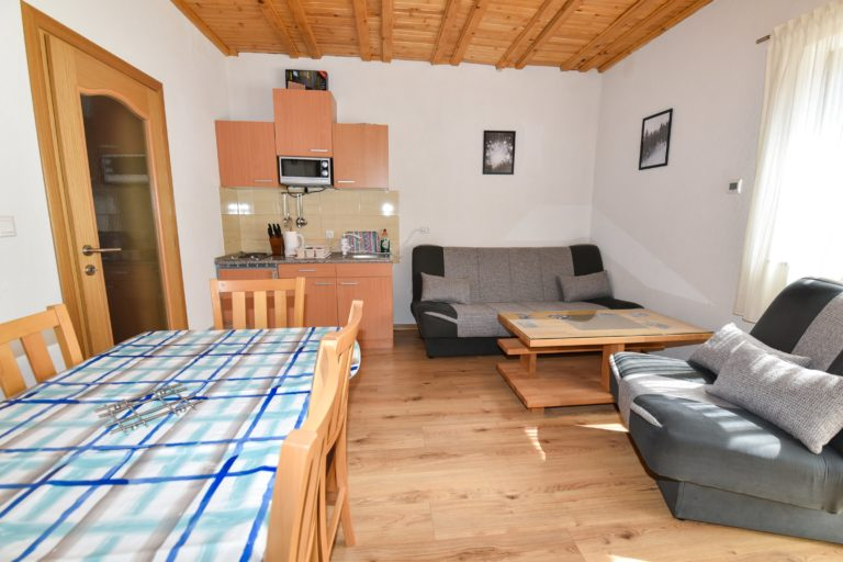 Apartment A5 LUX – Attic – 2 Bedrooms